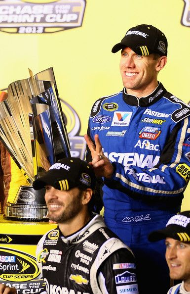 Carl Edwards - Federated Auto Parts 400