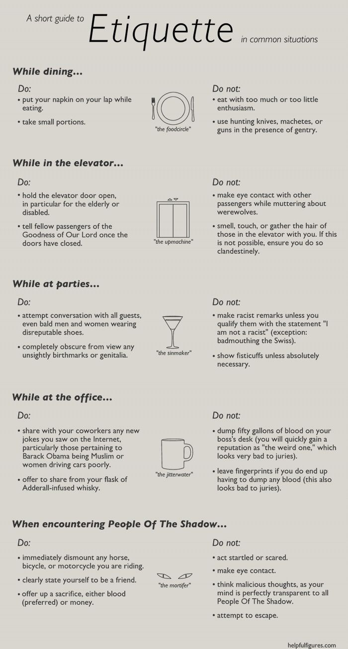 Etiquette in different business situations www.protocol.com.pl