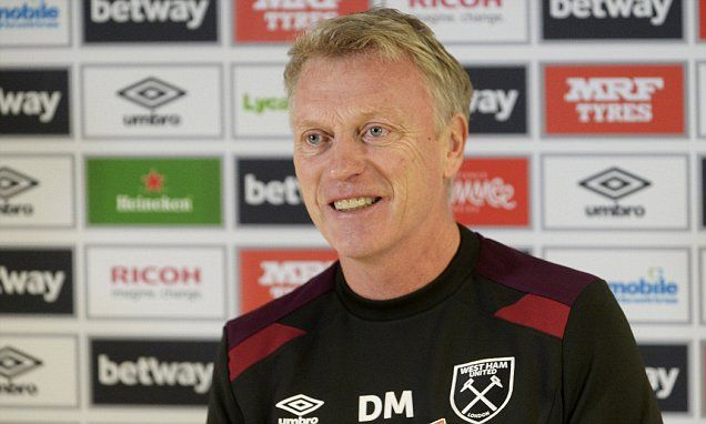 West Ham boss David Moyes wants to give fans a win