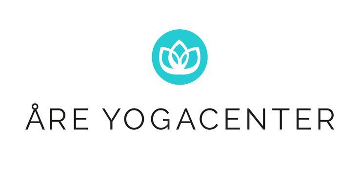 Logo jag tagit fram till Åre Yogacenter