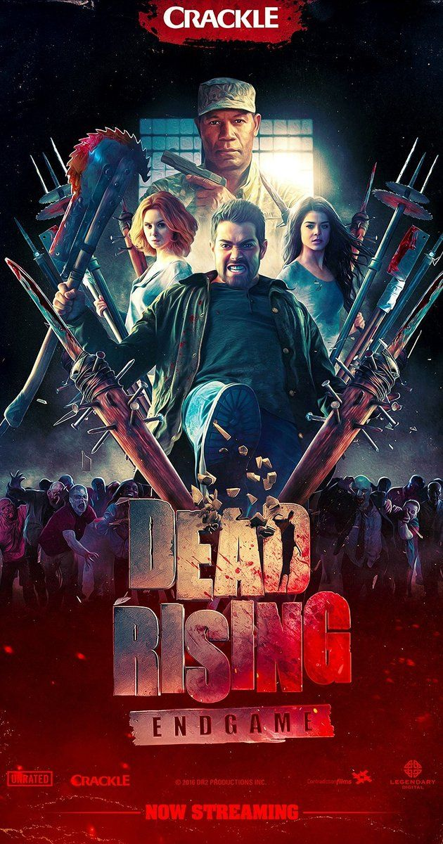 'Dead Rising 2: End Game' - Netflix DVD Release Netflix just released Dead Rising 2: End Game on their DVD rental service.   The sequel drops us into the zombie-infested quarantined zone of East Mission City. Investigative reporter Chase Carter must stop a secret government conspiracy which is aimed at ending the country's zombie epidemic but will also kill millions of innocent civilians. - See more at…