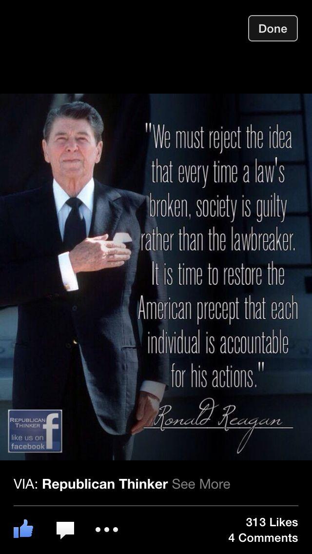 A true American.