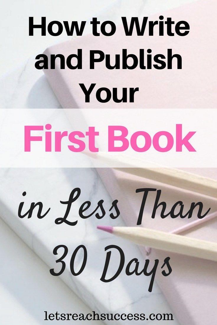 how to write a successful ebook