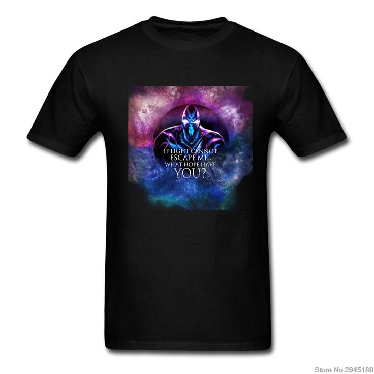 2017 Mens Dota 2 favourites T Shirts Concert Personality Summer Costumes with Light Can Not Escape Me Discount t-shirts for man