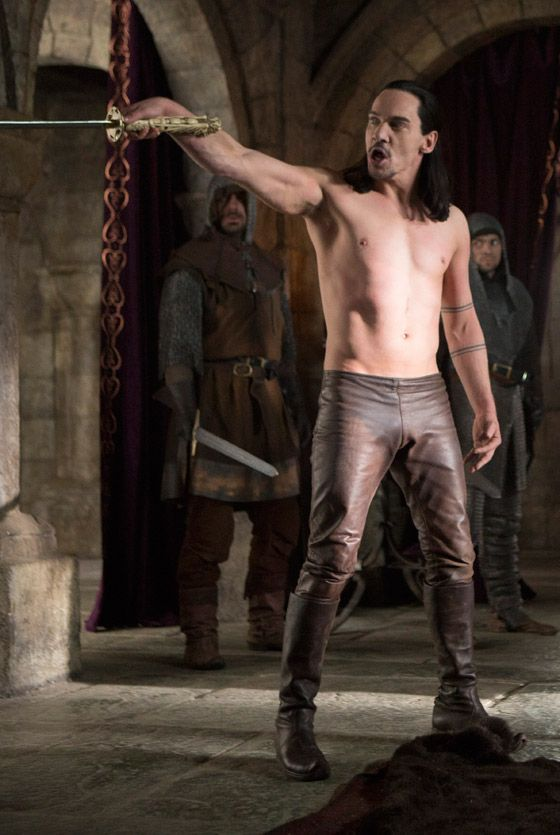 Jonathan Rhys Meyers as Vlad Tepes in Episode 8 of Dracula - sky.com/dracula