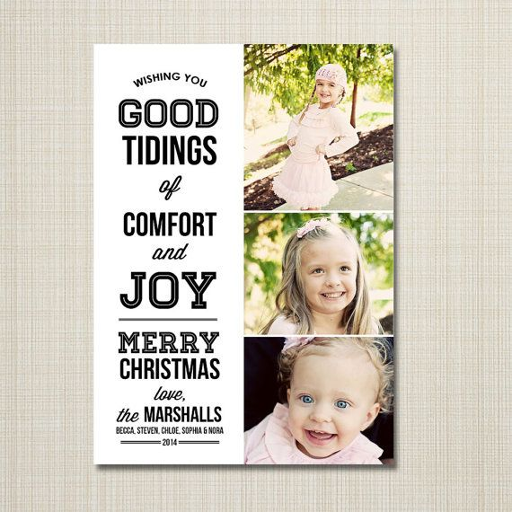 Christmas card christmas photo card photo Christmas by westwillow
