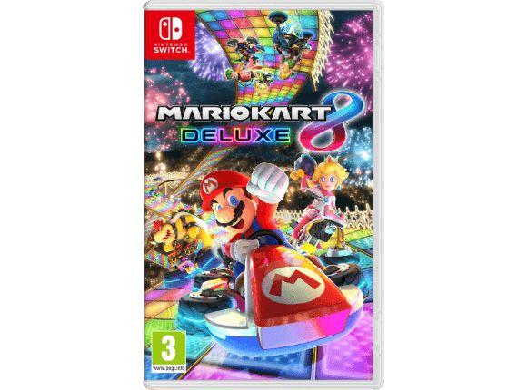 Mario Kart 8: Deluxe Spelnyheter - Handla online hos Media Markt