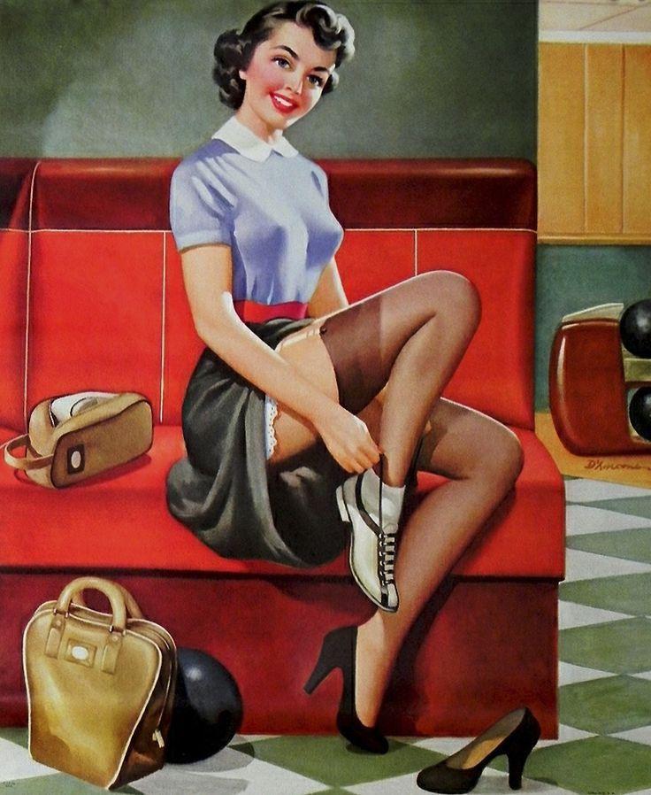 335 besten Bowling Bilder auf Pinterest  Bowling pins Pin up