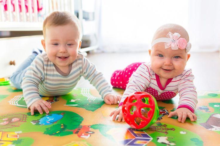 So gestalten Sie Ihre Krippenräume nach den Bedürfnissen von Kleinstkindern