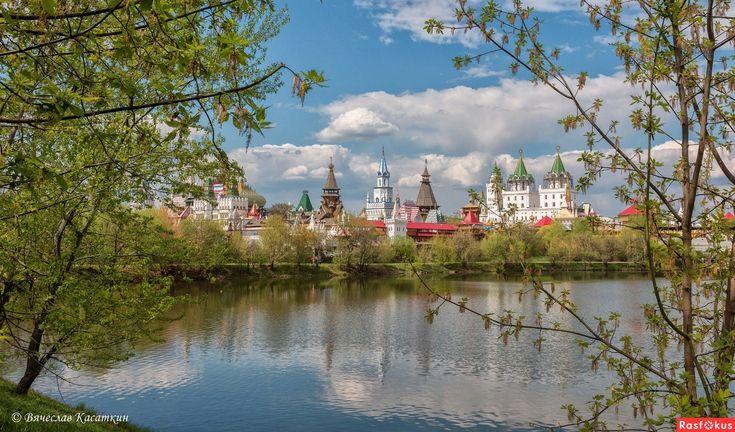 Весеннее Измайлово. Москва