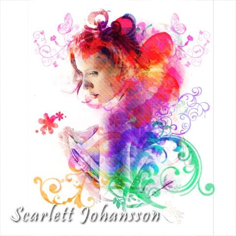 Scarlett Johansson in GPP