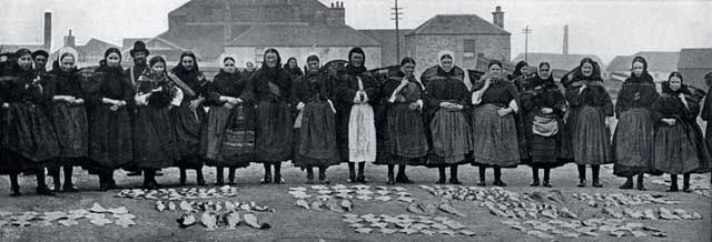 musselburgh fishwives - Google Search