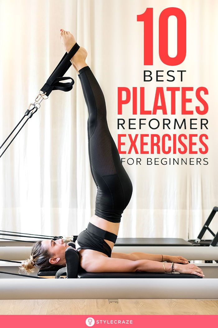 Pin On Pilates Reformer