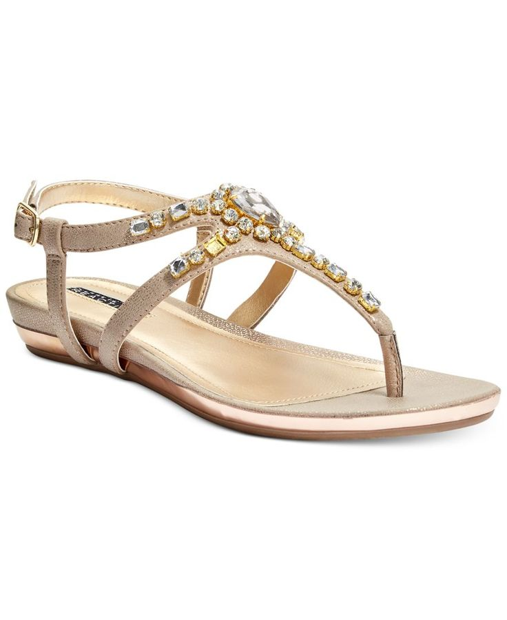 Kenneth Cole Reaction Women's Lost Vegas Thong Sandals - Sandals - Shoes -  Macy's