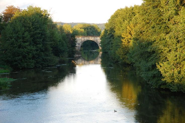L'armançon à Lézinnes (Yonne 89) #Yonne #Bourgogne #France