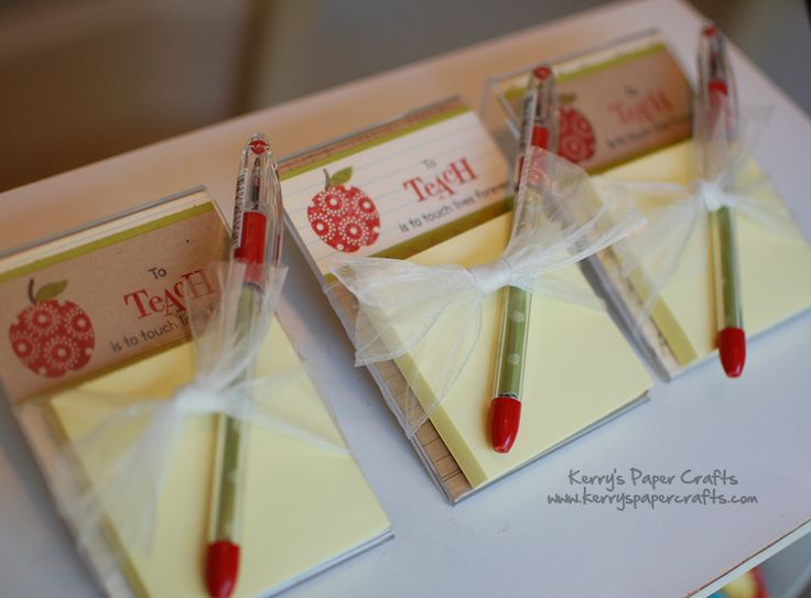 Post-it-note holders