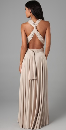 one of my sisters must use choose these bridesmaids dresses so i can wear one! k, thanks.