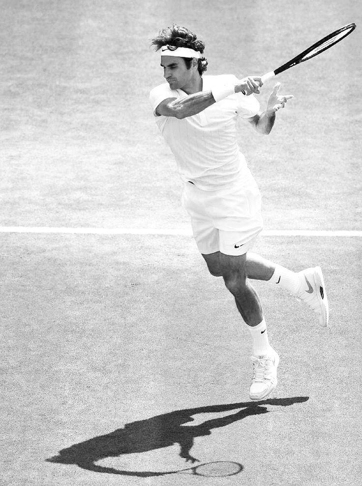 Roger Federer || Wimbledon 2014 Photo Credit: Glyn Kirk