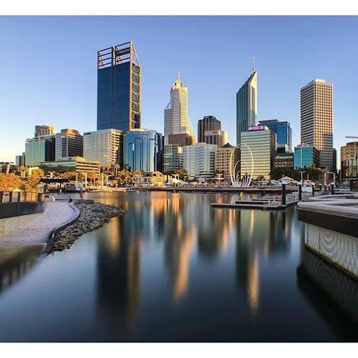 Elizabeth Quay - #Perth City