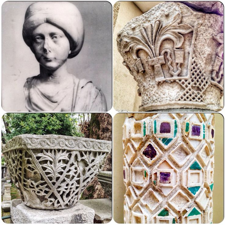 After writing years ago about long-lost St Polyeuktos in #Istanbul (6th c. #church funded by a wealthy, powerful woman, which supposedly spawned the competitive building of the #HagiaSophia) - I finally got to see the exquisite sculptural remnants at Istanbul's #Archaeology #Museum. #byzantium #constantinople