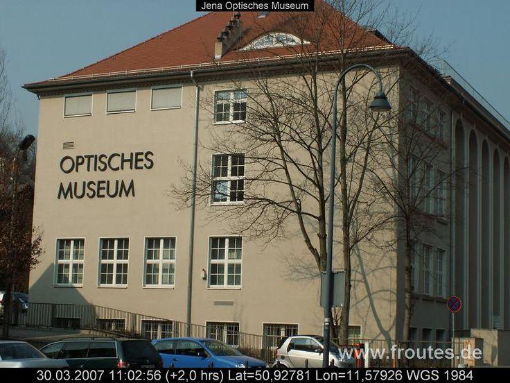 Jena Optisches Museum