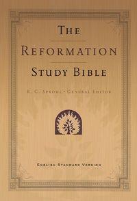 The Reformation Study Bible (ESV): Dr. R.C. Sproul - Bible - Biblical Studies, Bibles | Ligonier Ministries Store