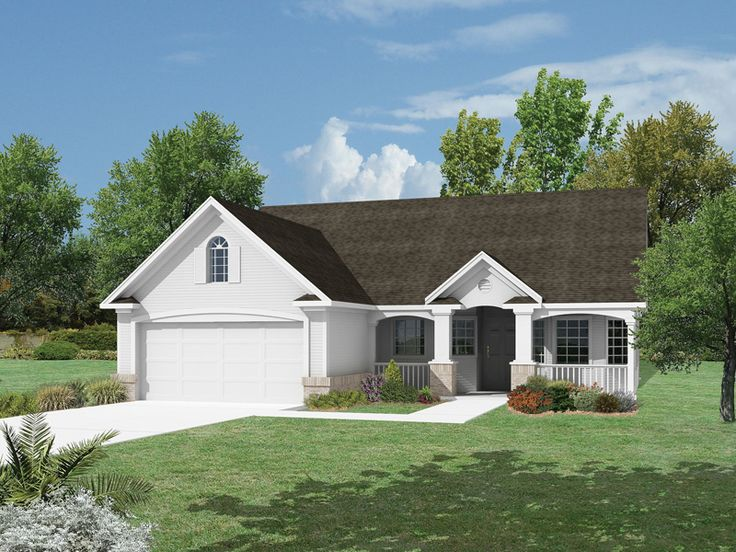 1000 images about house plans 1100 1199 sq ft on pinterest for House plans and more com home plans