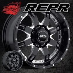 SOTA Offroad Wheels | Aftermarket Truck Rims | Custom Offroad Wheels