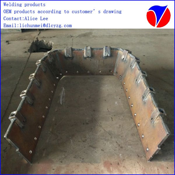 Cheap China OEM High Quality Manufacturer Custom Welding Service and Welding Part