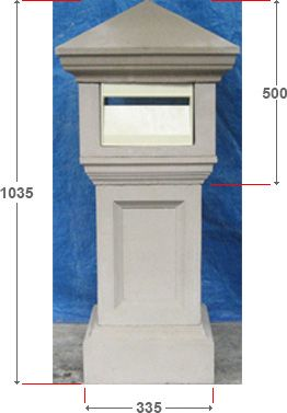 Concrete #Letterboxes – Designing Your One