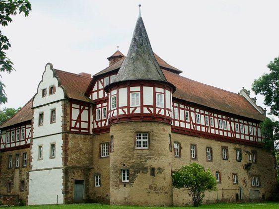 Schloss Eichhof, Bad HersfeldSchöne Orte, Schloss Eichhof, Hersfeld Germany, Hersfeld Rotenburg District, Bad Hersfeld, Visit Bad, Country Pictures