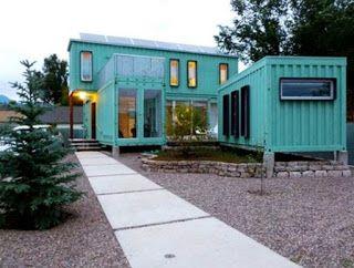 Ibercons Arquitectura + Diseño: Diseño de hogares en Contenedores Marítimos