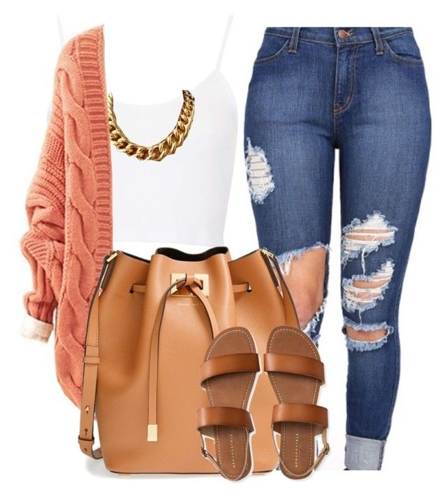 """""""Would you wear this?"""" by trillest-fashion on Polyvore featuring Topshop, Michael Kors and Aéropostale"""