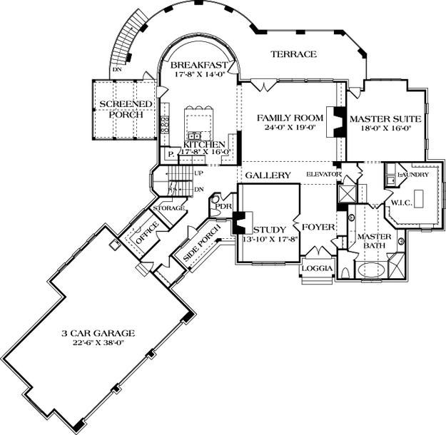 2492 best images about floor plans on pinterest house for Best floor plan ever