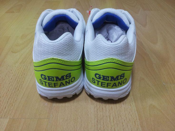 Personalizzazione scarpe Gems Torneo Stefano