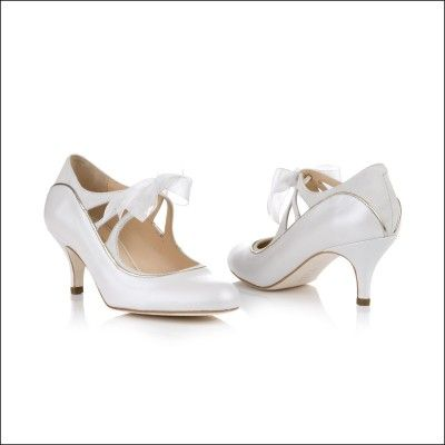 Wintner Wedding Shoes