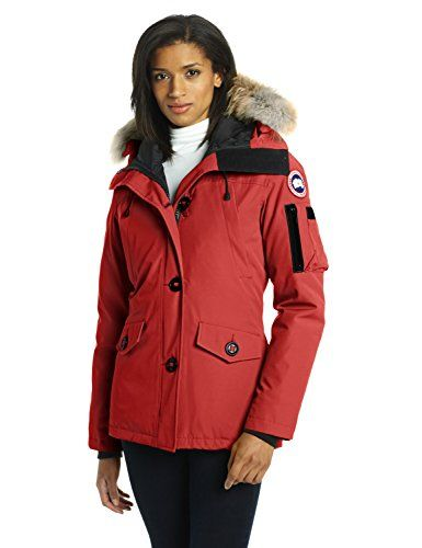 Canada Goose' Montebello Parka - Women's Small - Red