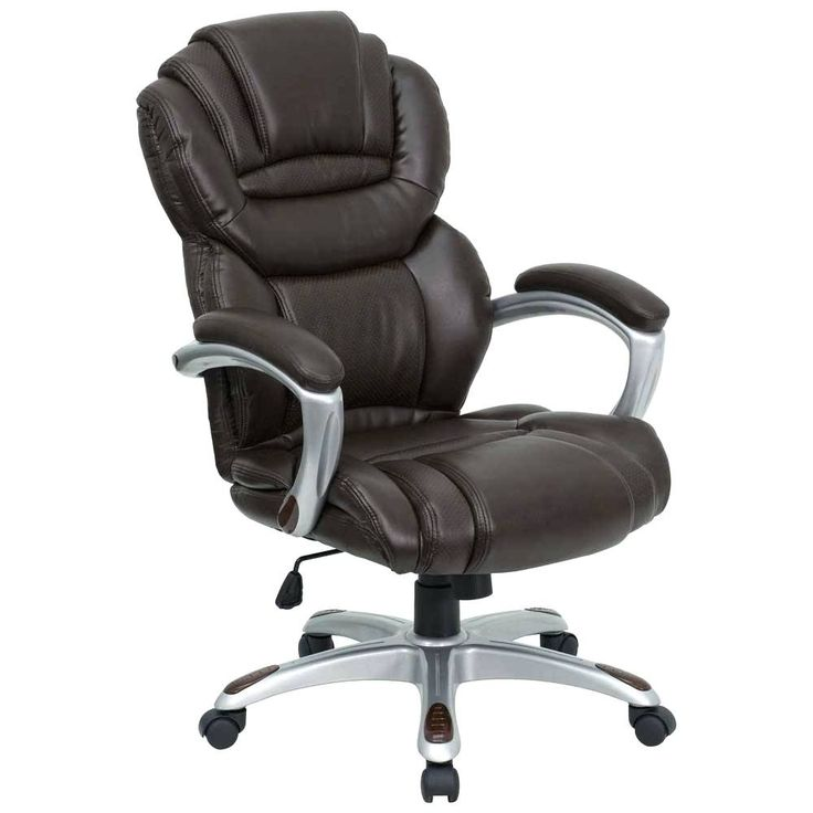Best 25 Leather office chairs ideas on Pinterest Rolling office