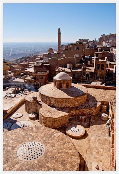 Mardin TÜRKEY. For luxury hotels in Turkey visit http://www.mediteranique.com/hotels-turkey/