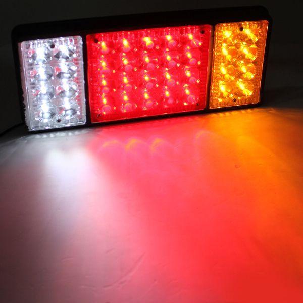 Par 36Led luzes traseiras de reverso de parada traseiras de caminhao carro de ex: Bid: 32,47€ Buynow Price 32,47€ Remaining Manter Até…