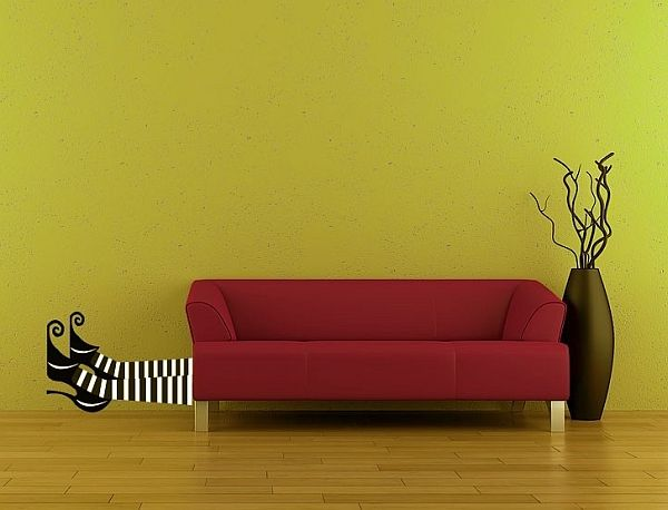 Wizard Of Oz Couch. ((seester Would Want This For Their New House.