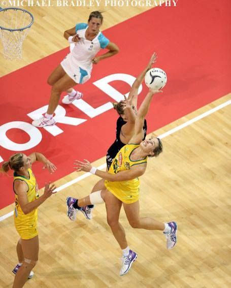 Topic: NZ v AUST – 1st Test (Invercargill) | Netball Scoop  Corletto in flight