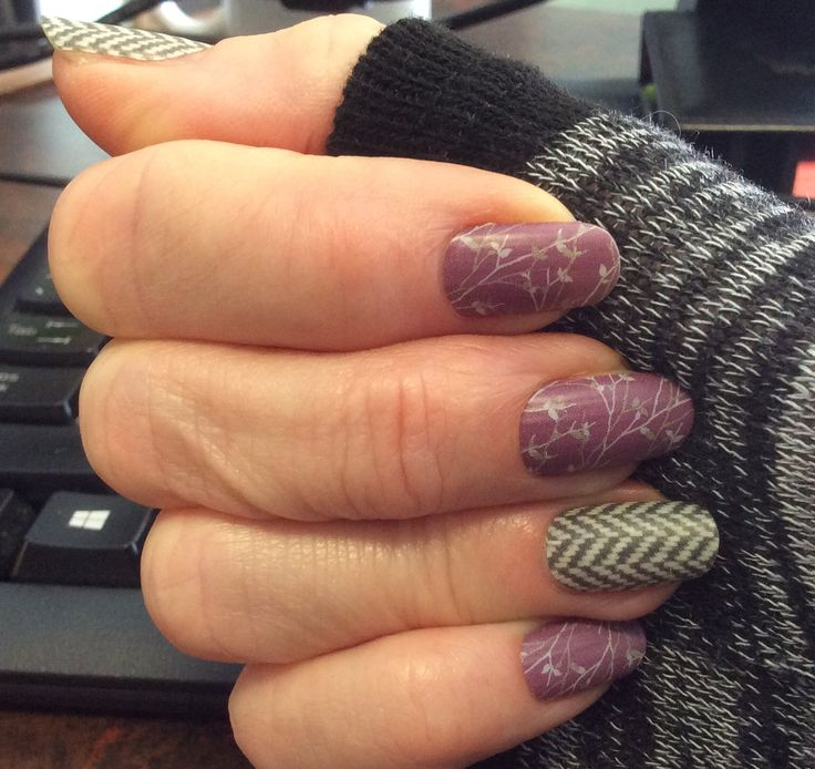 Jamberry Nails 2014 Black Friday Exclusive, matte, and December 2015 Stylebox Exclusive herringbone
