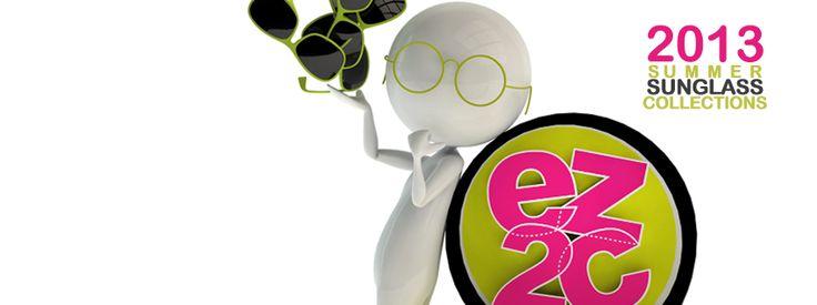 EZ2C (easy to see) Καταστήματα Οπτικών https://www.facebook.com/easytosee FACEBOOK PROMO BANNER  Design By Alex Neuf