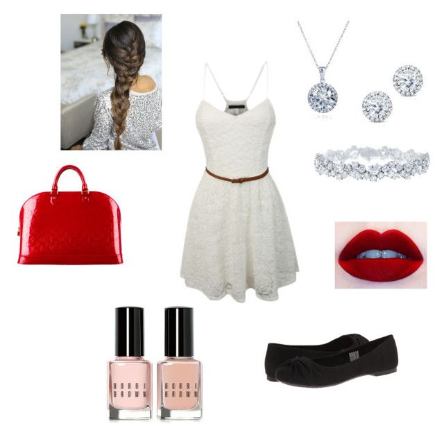 """Red Love-Bag"" by meg-marshall on Polyvore"