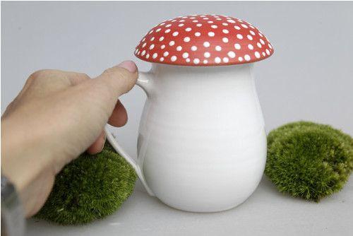 Mochomůrka na bylinky