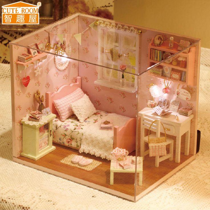 die besten 25 puppenhaus holz ideen auf pinterest gro es h lzernes puppenhaus h lzernes baby. Black Bedroom Furniture Sets. Home Design Ideas