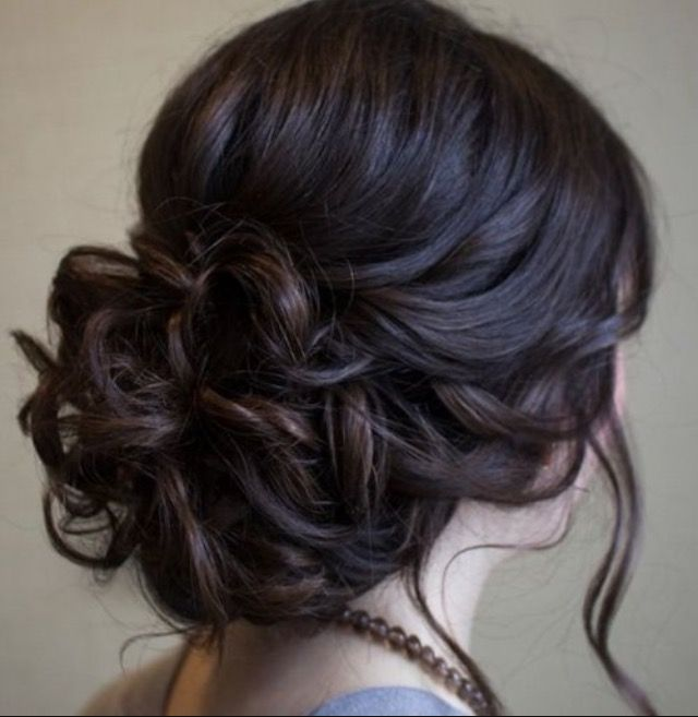 This is a prom look, but really...you could use this for any special moment in that point in your life.