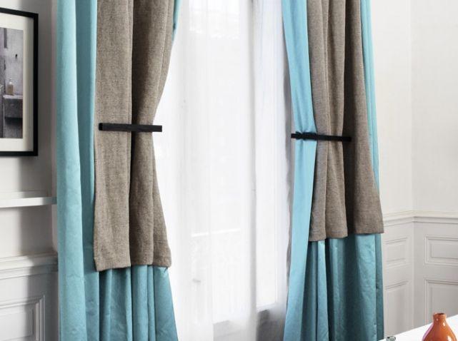 27 best Rideaux, Voilages Curtains images on Pinterest Elle
