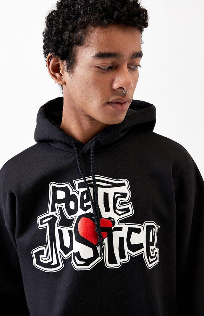 Poetic Justice Hoodie Pacsun Hoodies Mens Sweatshirts Hoodie Poetic Justice